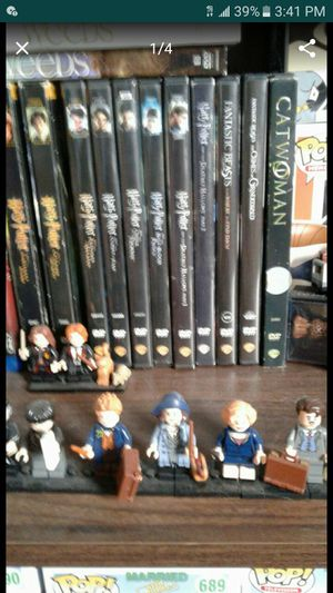 Harry Potter/ Fantastic Beasts Lego Minifigures for Sale in Buena Park, CA