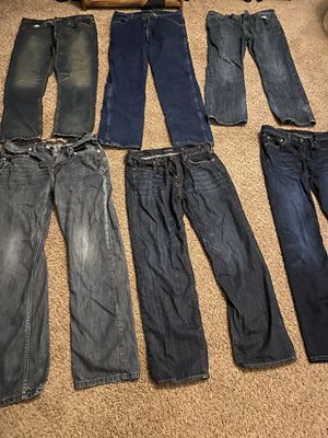 Jeans for Sale in Lake City, MI