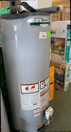 AO Smith 50 Gal Water Heater CB5F for Sale in Buena Park, CA