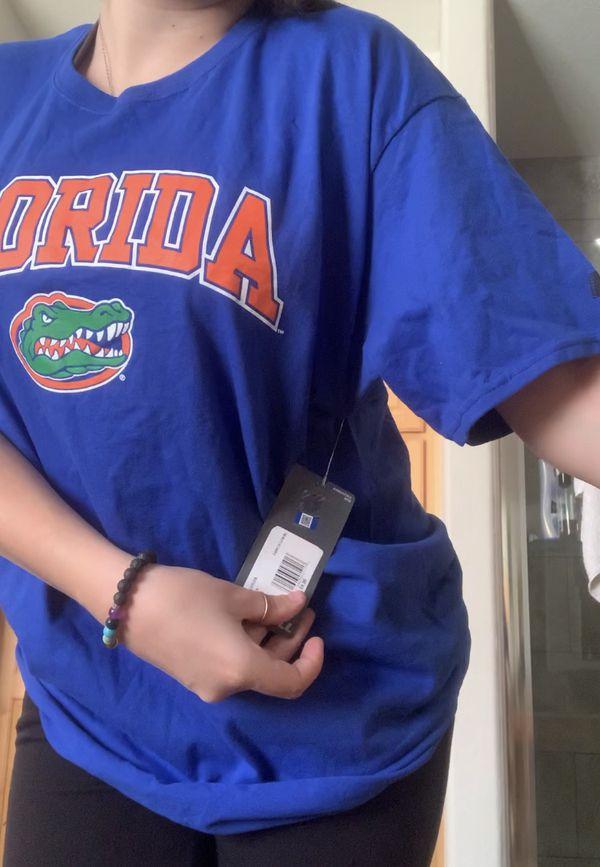 Men's or woman's clothes - Florida gators - blue and orange