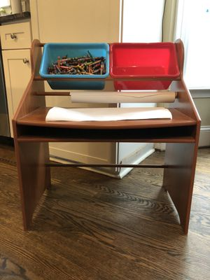 Toddler art desk for Sale in Vienna, VA