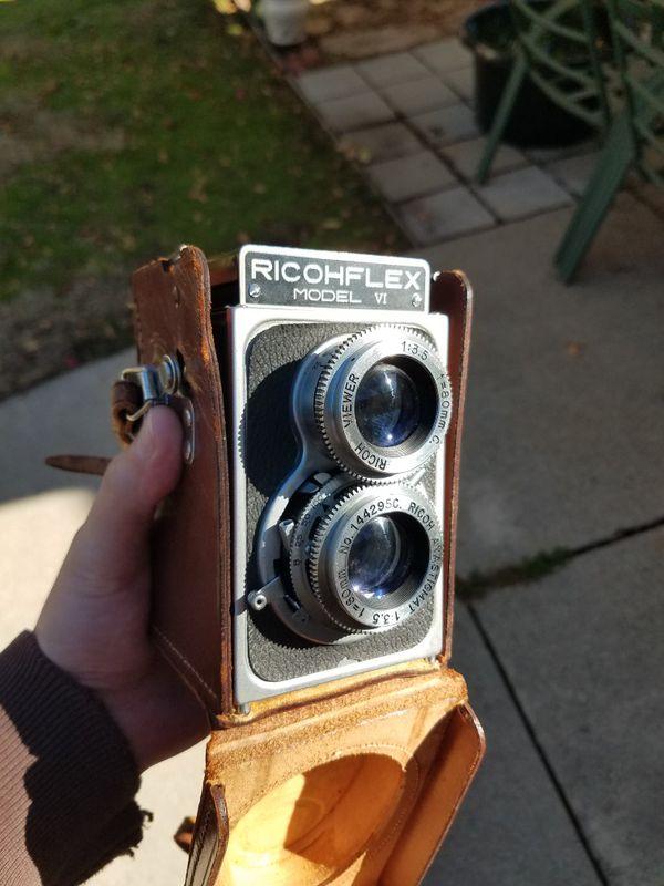 Ricohflex Model VI