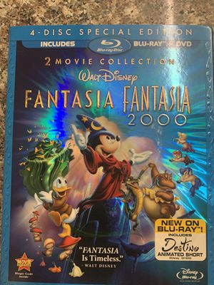 Fantasia Blu-ray for Sale in Anaheim, CA