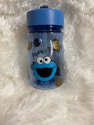 Cookie Monster Sippy Cup for Sale in Rancho Palos Verdes, CA
