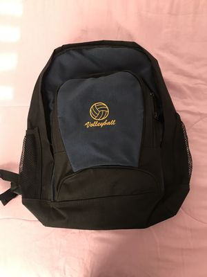Backpack volleyball for Sale in Romeoville, IL