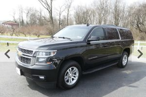 2015 Chevy Suburban LT Black- 127K for Sale in North Springfield, VA