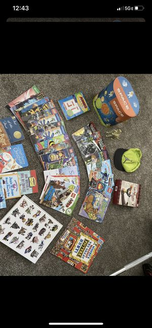 Kids books and puzzles toys for Sale in Naples, FL