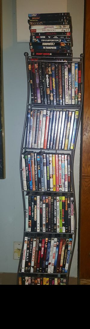 DVD mixed movie lot for Sale in Wenatchee, WA