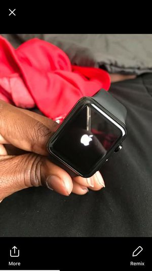 LOCKED Apple Watch gen 1 perfect condition for Sale in Jacksonville, FL
