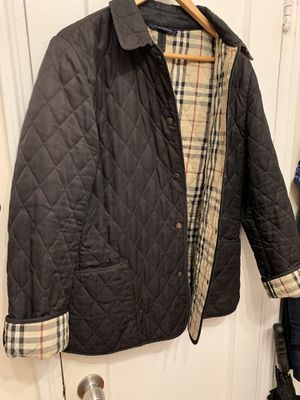 Burberry fall jacket Medium for Sale in Yonkers, NY