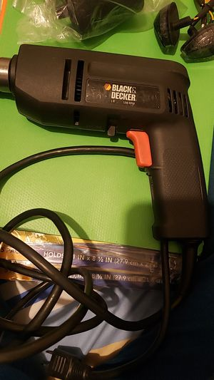 Black & Decker Drill for Sale in Brooklyn, NY