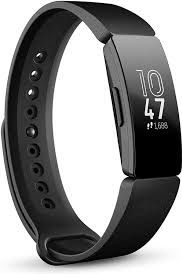 Fitbit Inspire HR Heart Rate & Fitness Tracker, One Size (S & L bands for Sale in League City, TX