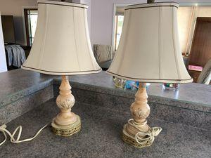 VINTAGE LAMPS for Sale in Tucson, AZ