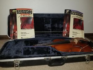 Samuel Eastman VL80 Violin and horsehair bow - Used for Sale in Fife, WA