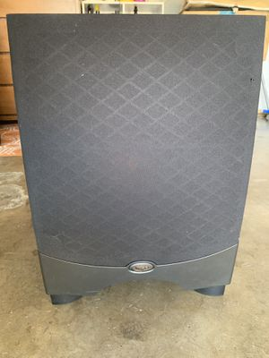 Klipsch subwoofer for Sale in Long Beach, CA