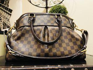 Louis Vuitton Trevi Damier Ébène Bag for Sale in Dallas, TX