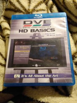 Digital Video Essential S HD Basics for Sale in Tacoma,  WA