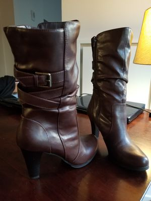 Brown Boots size 9 for Sale in Nashville, TN