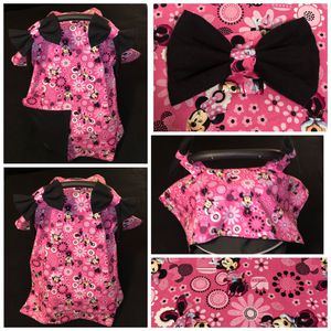 Minnie Mouse car seat canopy for Sale in Rosemead, CA