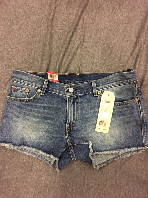 Brand New Levy Strauss women's Shorts size: 29