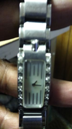The Elliptical Diamond /Steel Watch. for Sale in Washington, DC