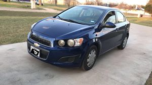 2013 chevy sonic LS 5speed manual transmission for Sale in Round Rock, TX