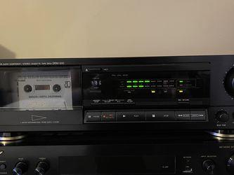 Denon tape deck for Sale in Arlington,  VA