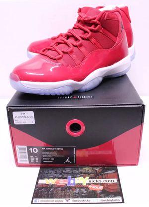 "Jordan Retro 11 ""Win Like 96"" Men's Size 10 Brand New 100% Authentic for Sale in Bronx, NY"