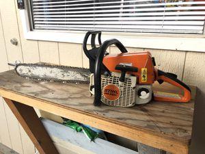 Stihl MS250C Chainsaw for Sale in Redmond, WA