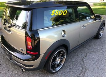 ✅🎋🌿$8OO I'm selling URGENT 2009 Mini Cooper S Everything is working great! Runs great and fun to drive.🎋🌿🟢 for Sale in San Francisco,  CA