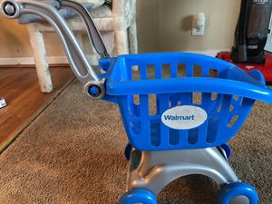 Walmart baby's shopping cart for Sale in Hillsboro, OR