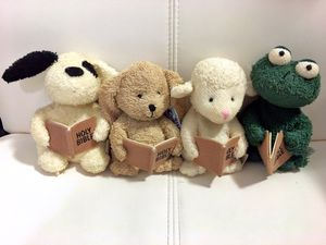 """Christian Cuddles"" small stuffed animals for Sale in McKinney, TX"