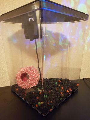 Fish tank (minus decor) for Sale in Bremerton, WA