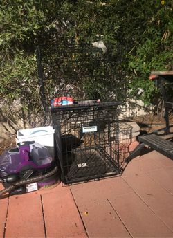 Two Dog Crates for Sale in Scottsdale,  AZ