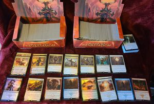 Magic the Gathering: Hour of Devastation for Sale in Tacoma, WA