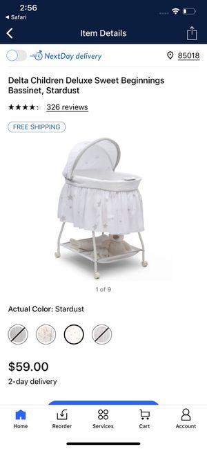 Baby Bassinet for Sale in Phoenix, AZ