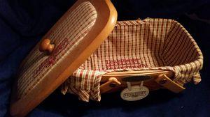 2000 Longaberger Basket for Sale in Rock Falls, IL