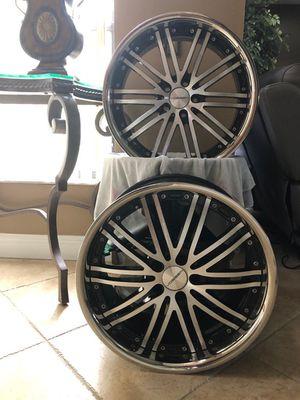Vossen Rims for Sale in Boca Raton, FL
