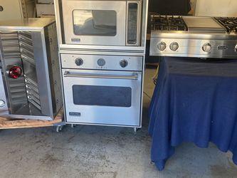 "Viking Appliance Set - 36"" Rangetop, Wall Oven, Microwave & Hood for Sale in Corona,  CA"