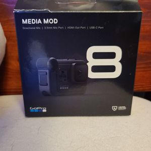 GOPRO HERO 8 MEDIA MOD for Sale in Federal Way, WA