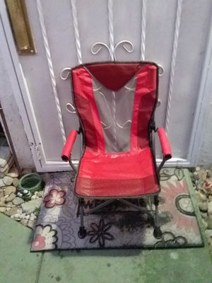 Kids camping chair $3 for Sale in Ontario, CA