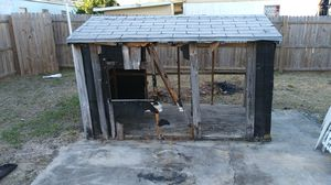 Wooden shed for Sale in NEW PRT RCHY, FL