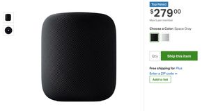 Apple Home Pod New $240 for Sale in Belton, MO