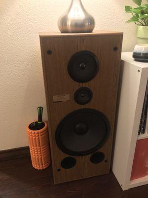 Vintage Pioneer CS-R590 floor speakers for Sale in San Antonio, TX