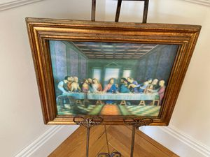 Last supper frame for Sale in Matthews, NC