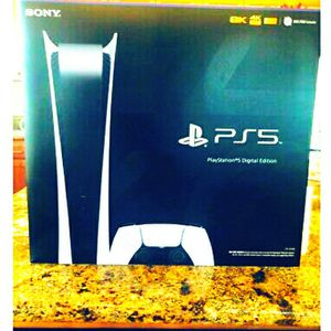 PLAYSTATION 5 DIGITAL BÙN BRAÑD NEW Sealed Only 2 Of 5 DIGITAL PS5 REMain for Sale in Buffalo, NY