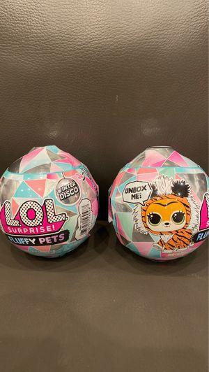 L. O. L. fluffy pets surprise! winter disco for Sale in Everett, WA