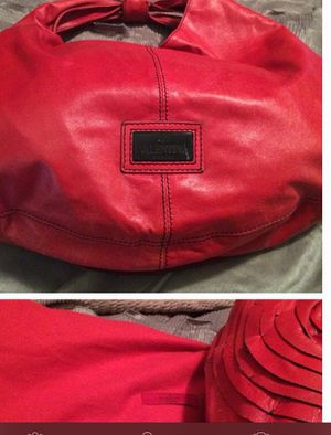 New $2300 Ps1 Red Leather rate fringe Handbag Special for Sale in New York, NY