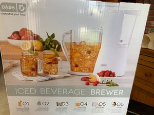 DASH Iced Beverage. Brewer for Sale in Spring Grove, PA