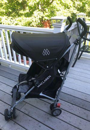 Maclaren Triumph Stroller for Sale in Jacksonville, MD